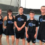 Spartan Tennis wins in a team season opener
