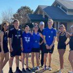 Varsity Tennis Team Earns Seven Medals at Centennial Open Tennis Tournament