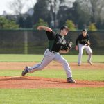 Dietz Dominates as Rocks Top Zionsville 5-1