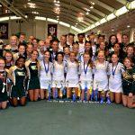 WHS Cheerleaders attend 2013 UCA Stunt Camp at Indiana University