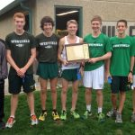 Boys Cross Country wins HCC