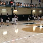 Westfield High School Basketball Varsity Boys falls to Pendleton Heights High School 39-50