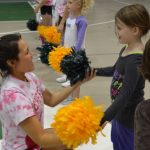 WHS Cheerleaders will hold Cheer Clinic