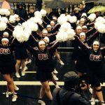 WHS Cheerleader, Lexie Castor, performs in London's New Year's Day Parade with All-American Cheerleaders
