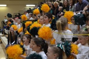 2014 Elementary Cheer Clinic Game Night