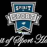 Football Program: Spirit of Sport Honoree