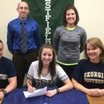 Karli Koning signs with Georgia Southern