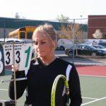 Girls Varsity Tennis beats McCutcheon 5-0