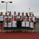 Varsity Tennis sweep Hamilton Heights 5-0 & Celebrates Senior Night