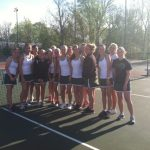Varsity Tennis finishes 3rd at Lebanon Invite