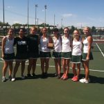JV Tennis Team Takes 1st place at Lebanon Invite