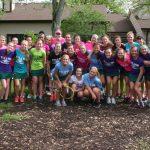 SMASHCANCER tennis match Girls Varsity Tennis falls to #4 Cathedral 0-5