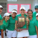 Westfield Girls Golf Team Wins Sectional Championship!