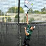 Boys Tennis finishes 5th place at HCC Tourney