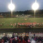 Westfield High School Varsity Football falls to Fishers High School 7-38