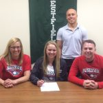 Emma Luczkowski signs with Southern Indiana