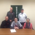 Austin Welch commits to IU-Kokomo for Golf