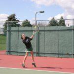 Westfield Girls Varsity Tennis beat Heritage Christian 4-1