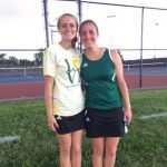 Westfield Varsity Tennis #1 Doubles Advance in Individual Sectionals