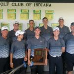 Boys Golf Takes Sectional Crown