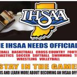 IHSAA Needs Officials