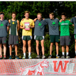 Westfield High School Boys Varsity Cross Country finishes 1st place