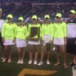 Westfield High School Girls Varsity Golf finishes 1st place