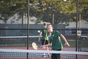 Boys Tennis – Kokomo, 9/23/15