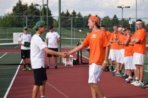 Boys Tennis – Hamilton Heights, 9/28/15