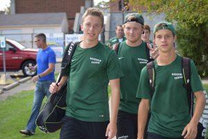 Boys Tennis – Sectional, 9/30/15