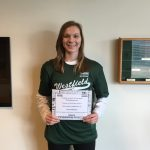 Erin Verbrugge – Athlete of the Week