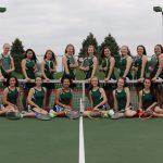 JV Girls Tennis lose to Zionsville 2-6