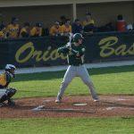 Rocks Edge Orioles in Game One of HCC Series
