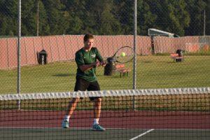 Boys Tennis – Western, 8/17/16