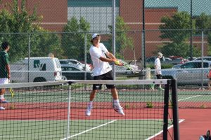 Boys Tennis – Zionsville, 8/18/16