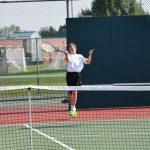 Boys Tennis falls to Zionsville 3-2