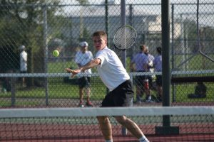 Boys Tennis – Brownsburg, 8/25/16