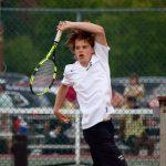 Boys Varsity Tennis beat Noblesville 3-2