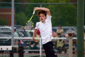 Boys Tennis – Noblesville, 8/30/16