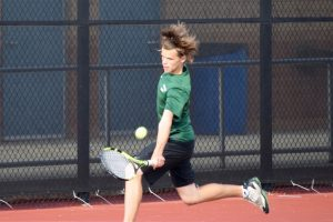 Boys Tennis – Fishers, 9/1/16