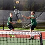 Boys Tennis falls to Fishers 3-2