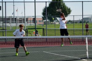 Boys Tennis – Lawrence North, 9/13/16