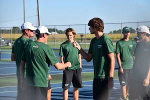 Boys Tennis – Lapel, 9/19/16
