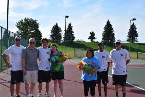 Boys Tennis – Kokomo (and Senior Night), 9/21/16