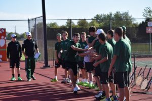 Boys Tennis – Hamilton Heights, 9/26/16
