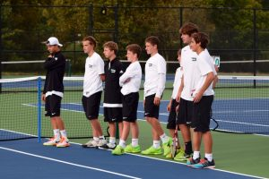 Boys Tennis – Sectionals, 9/28-29/16