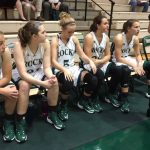 Westfield High School Girls Varsity Basketball falls to Northwestern High School 76-51