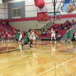Westfield High School Girls Varsity Basketball beat Fishers High School 50-41