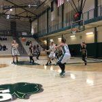 Westfield High School Girls Junior Varsity Basketball beat Mt. Vernon 44-22