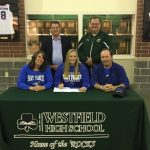 Cassidy Ferrer Commits to St. Francis Univ